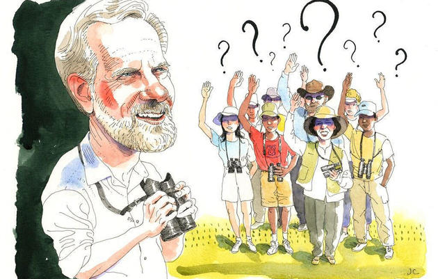 Ask Kenn Kaufman: Do Birds Get Bored?