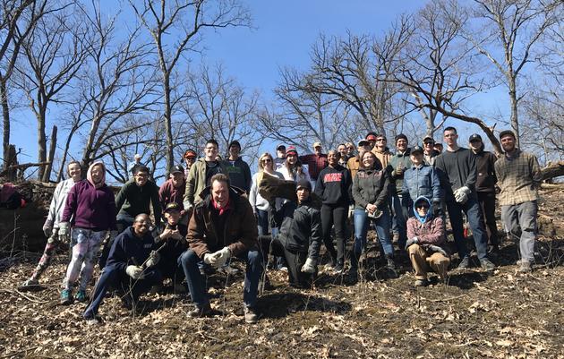 Barrington Greenway Initiative Volunteer Days