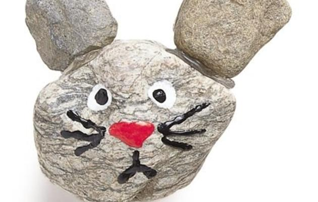 DIY Pet Rock