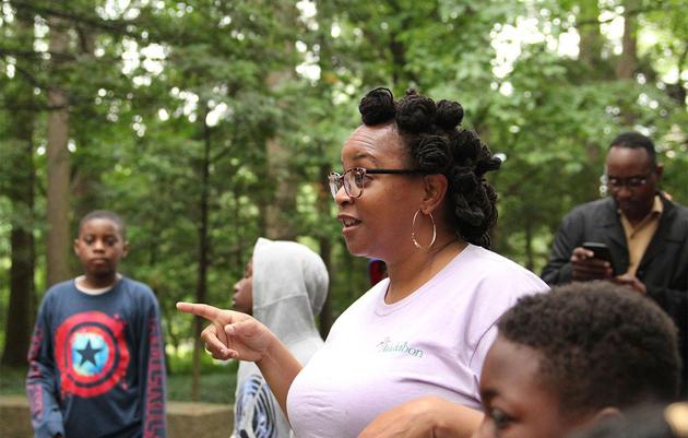 Audubon Spotlight: Sanaa Green Brings Detroit's Communities Closer to Nature