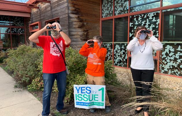 Audubon Great Lakes Extends Support for Columbus Issue 1