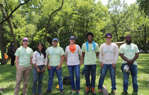 Habitat Restoration Internship Program