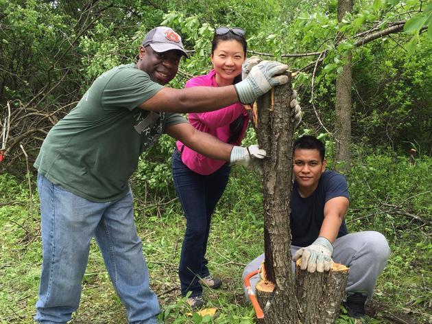 Greenbelt Volunteer Stewardship Days