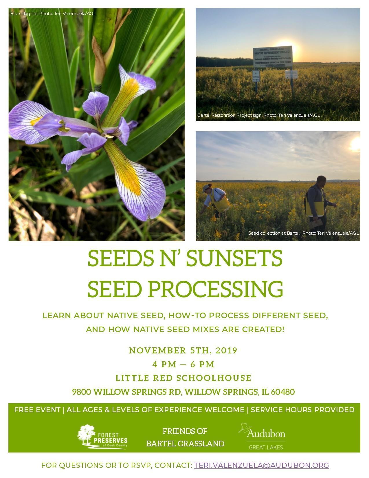 Bartel Grassland Seed Processing