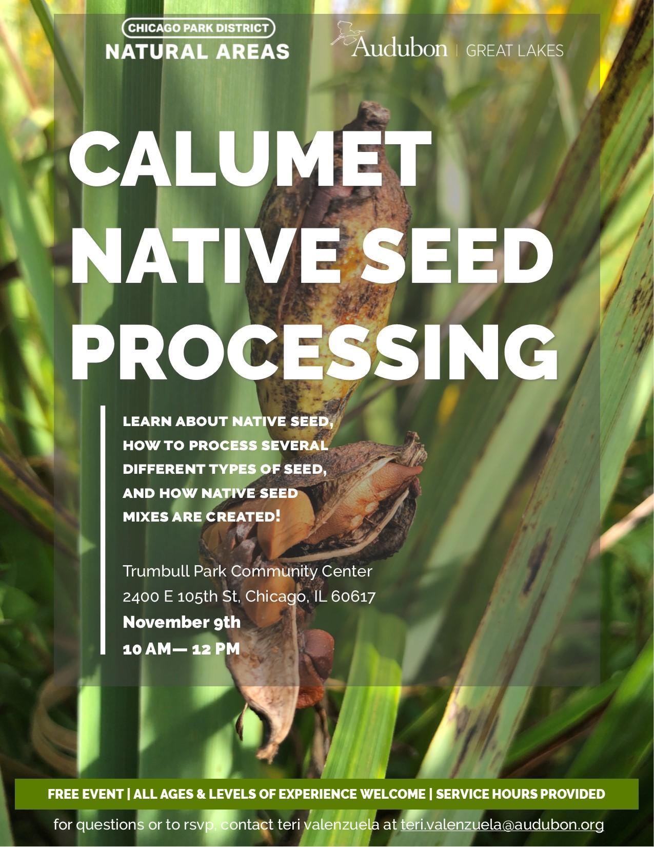 Calumet Seed Processing